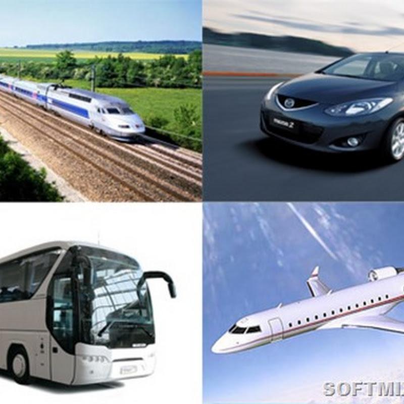 Самые безопасные места в 7 видах транспорта