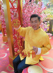 Wilfred Lau China Actor