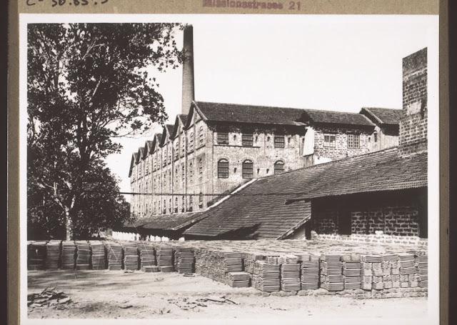Le Tile Works In Ferok Creator Dachwitz Mr Date 01 09 1926 31 12 1936