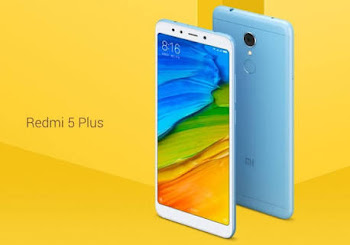 Xiaomi Redmi 5 Plus Phone Specifications and Price