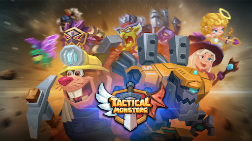 Tactical Monsters Rumble Arena -Tactics & Strategy 1.18.4 screenshots 23