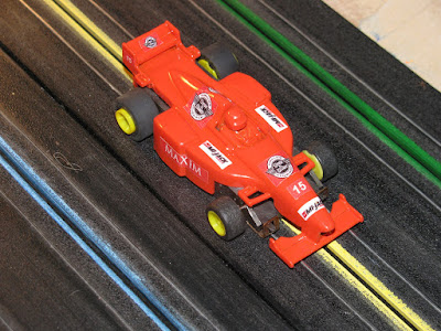 Matt Hayek #15 MaD Motorsports