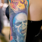 voldemort arm - Harry Potter Tattoos Pictures