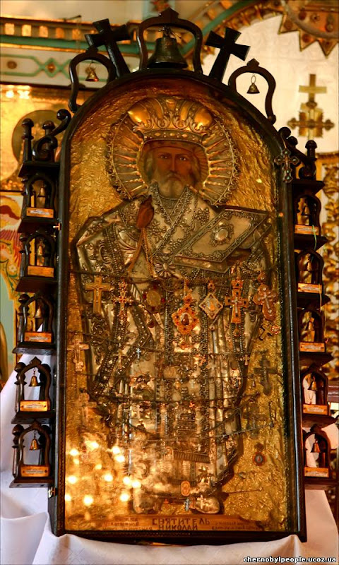 Šv. Mikalojus Stebukladarys