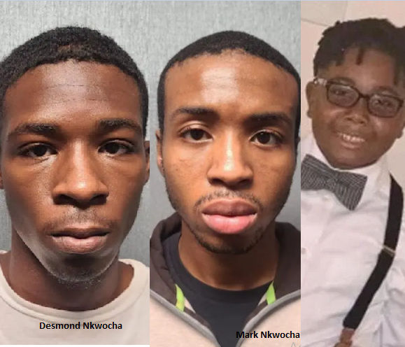 Pictured men arrested in killing of 8-year-old boy in the US