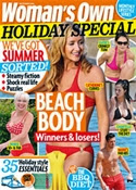 Woman's Own - September 2014 Holiday Special