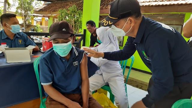 Vaksin Merdeka Semeru 2021 Sambangi Warga Di Tiga Lokasi