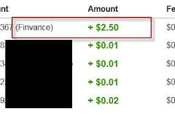 Bukti Pembayaran Finvance