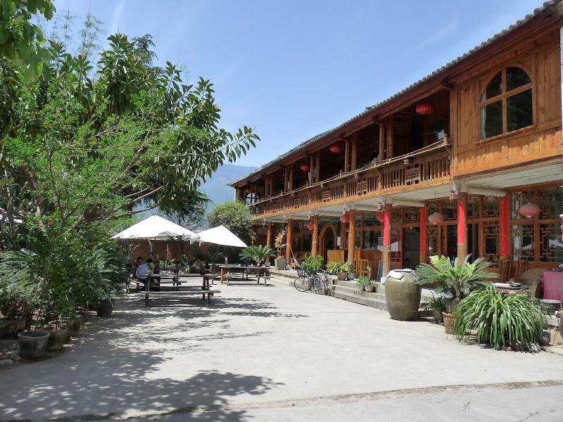 Chine. Yunnan Dali .En vélo vers le lac ERHAI - P1170672.JPG