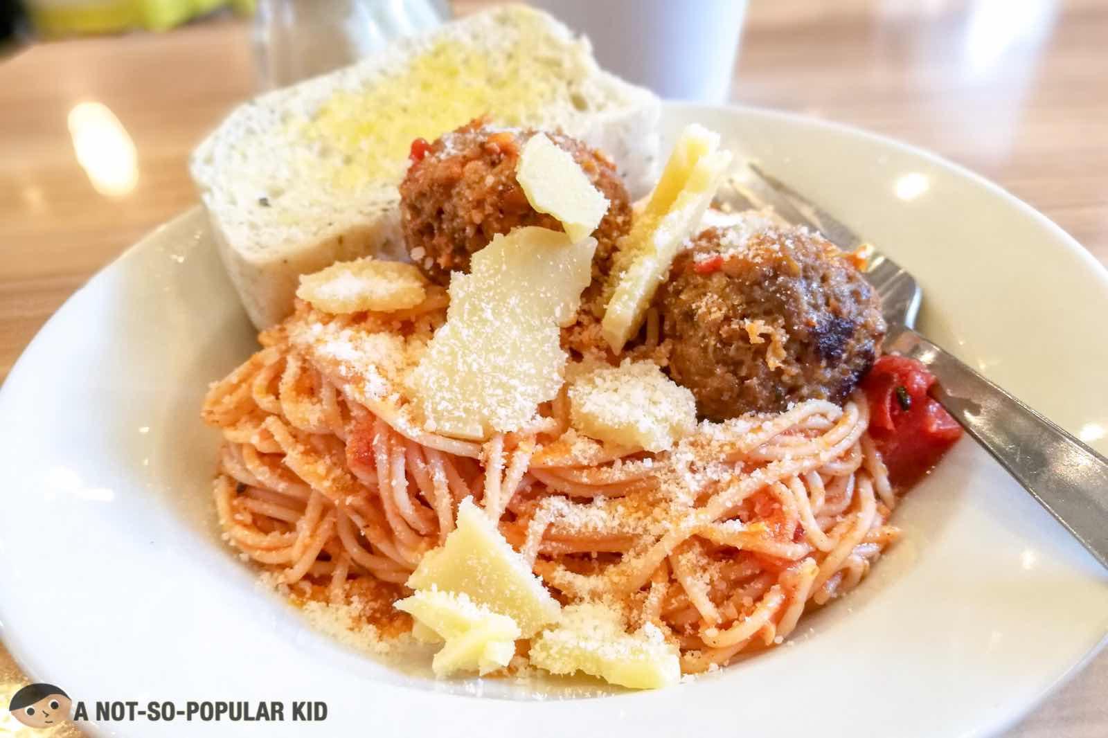 Italian Meatball Bolognese of Figaro