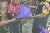 LSM GMBI DISTRIK CIANJUR Membagikan Bansos Sembako Kepada Masyarakat Di 14 Desa