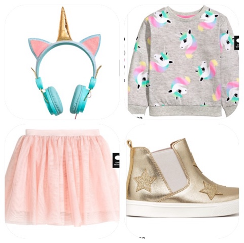 top black mom mommy blogger toddler preschool outfit fall fashion kids unicorn H&M trendy