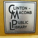 5th MI at Clinton Macomb Library - IMG_3664.JPG