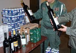 Sig ( Mascara ) : Saisie de 665 unités de boissons alcoolisées