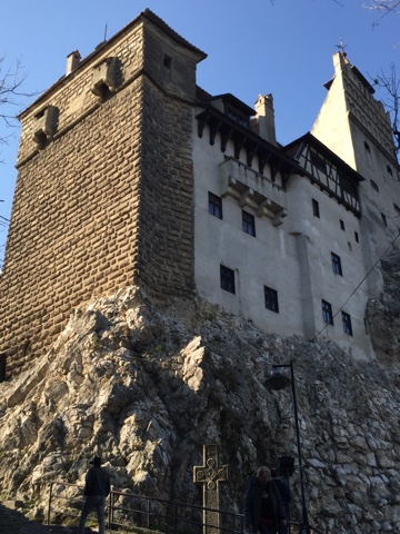 Erasmus The Place Where We Live Saturday Visit To The Famous Bran - Live-bran-castle-pictures