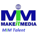 MakeItMedia Talent icon