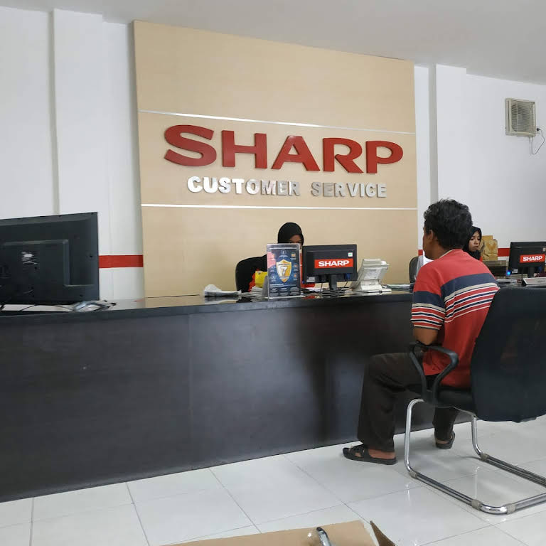Sharp Service Center Toko Reparasi Elektronik
