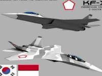 Mengenal Pesawat Tempur Siluman KF-X Karya Anak Bangsa