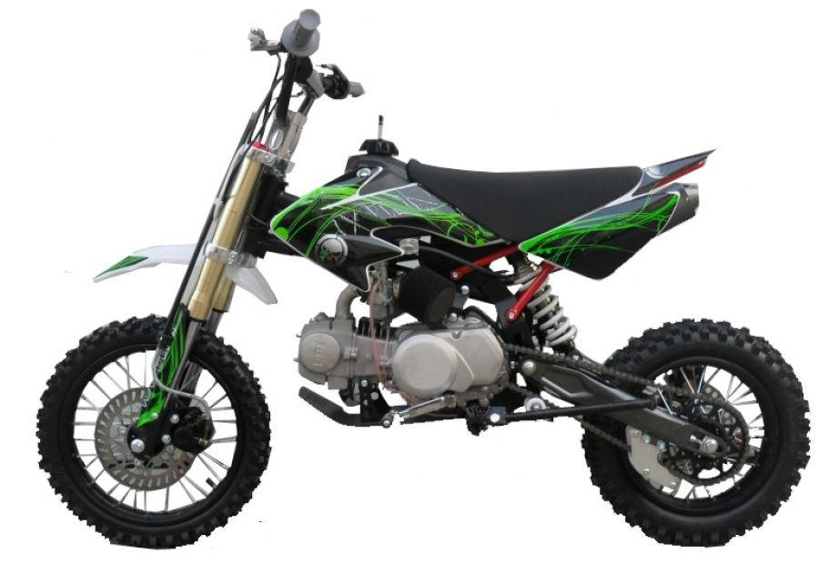 125cc BSE Kayo Lifan Pit Bike Dirt Bike Small Wheel