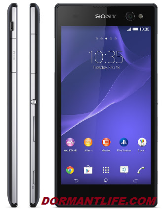 Sony Xperia C3 Dual - Sony Xperia C3 Dual: Phablet Specifications And Price