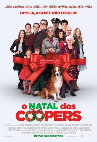 O Natal dos Coopers - Pôster nacional