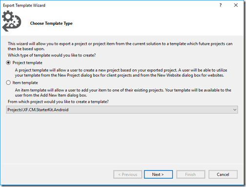 the urban canuk, eh: Bundle your Visual Studio Solution as a