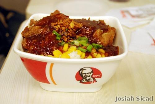 KFC Kung Pao Supreme Bowl