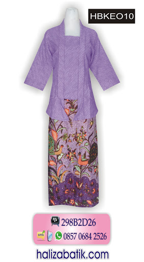 model baju kerja wanita, batik baju, batik modern