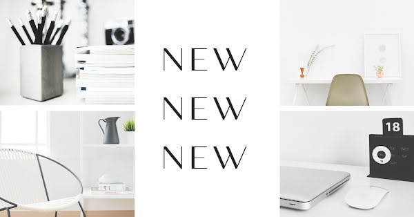New Furnishings Arrivals - Facebook Event Cover Template