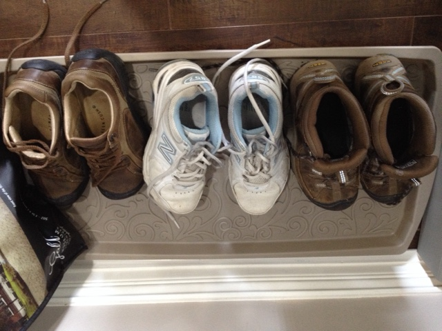 Flat Bottom Athletic Shoes