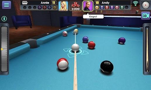 3D Pool Ball 1.0.3 (Mod) Apk