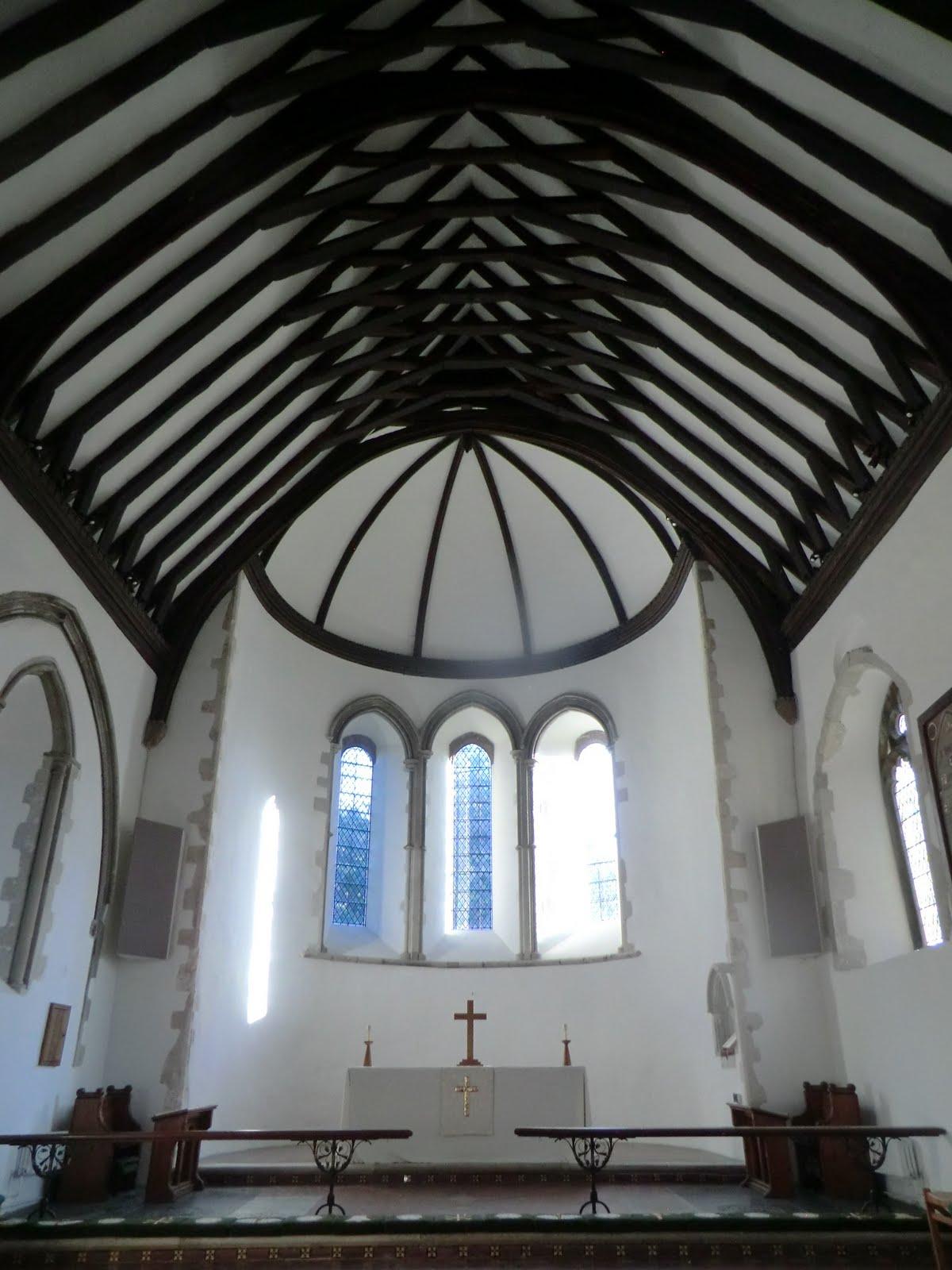 CIMG8338 St Martin's church, Eynsford