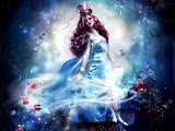 Magical Bride Woman