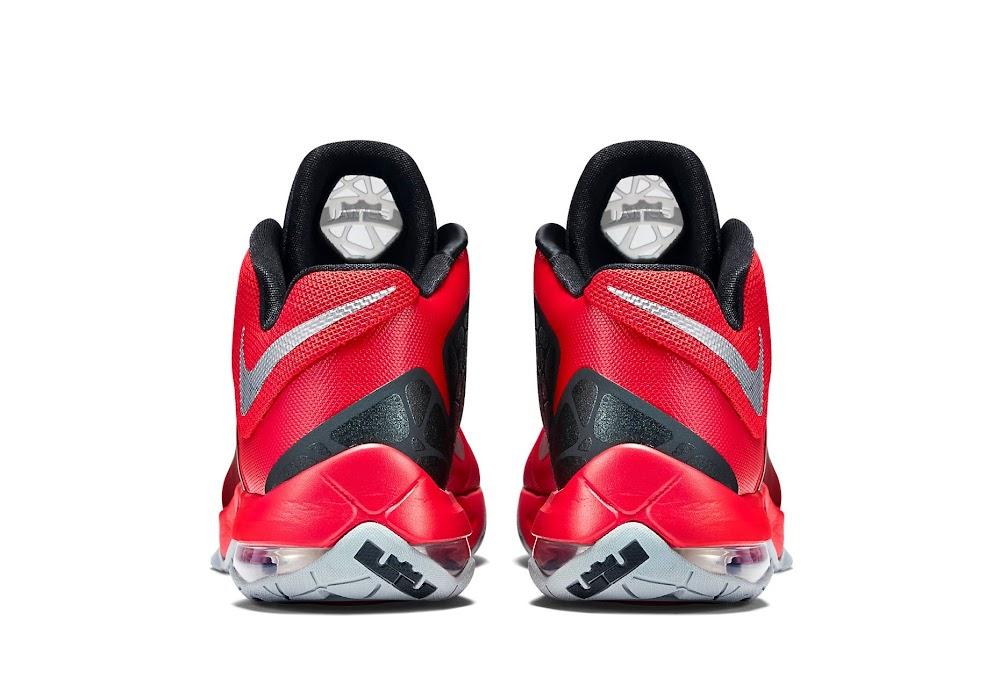 b2acc4b5236 Nike Ambassador 7 – Red and Metallic Silver – New Look