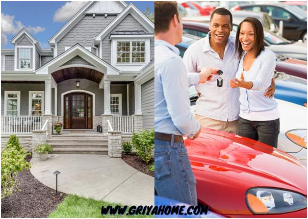Pilih Beli Mobil atau Rumah