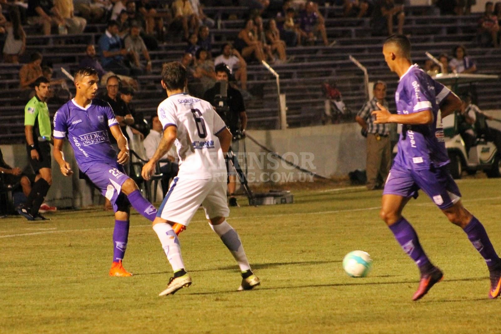 Defensor Sporting 2 – Juventud 1