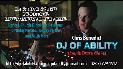 DJ of Ability - About - Google+
