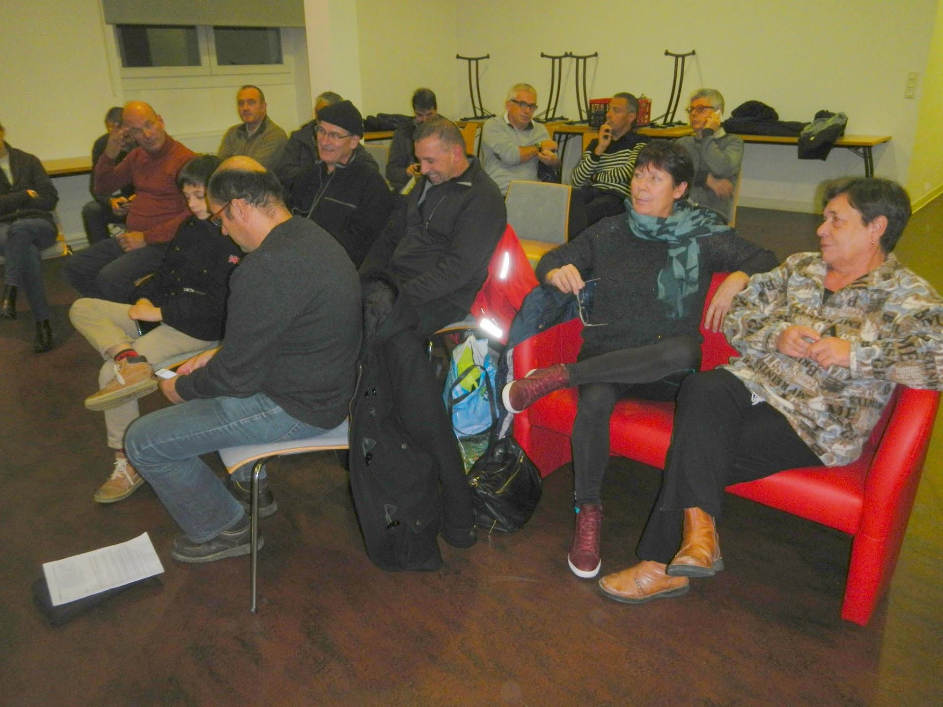 Ffessm Codep87 Fr Derniere Reunion De Travail Pour L Operation Limoges Ma Vienne Propre D Une Rive A L Autre