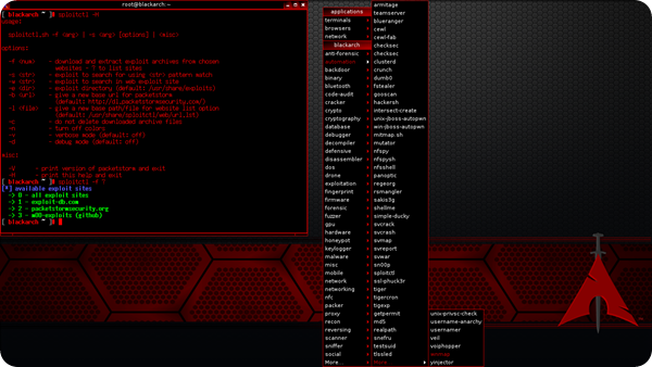 blackarch-openbox