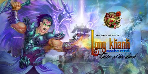 Ongame Đắc Kỷ ra mắt máy chủ Long Khanh 2