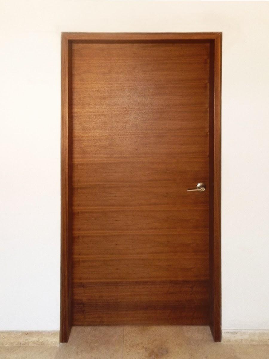 puertas de melamina orbis home