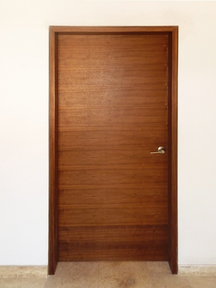 Puertas de melamina orbis home for Puertas para oficinas precios