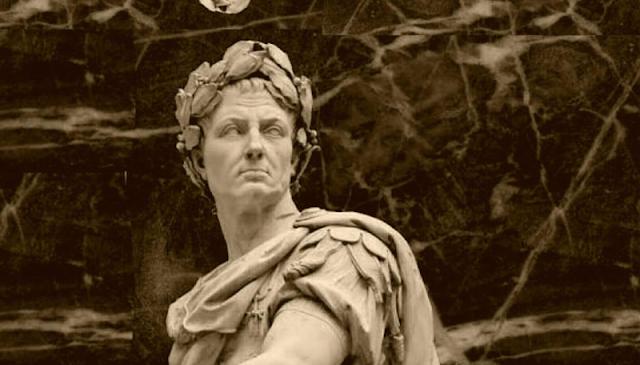 Julis cesar rayakan tahun baru untuk hormati dewa janus