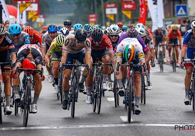 Caleb Ewan heeft de eerste etappe gewonnen in de Tour de Wallonie