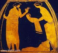 Τιτάνες,δευτερόγενοι θεοί,μυθολογία,Κρόνος.