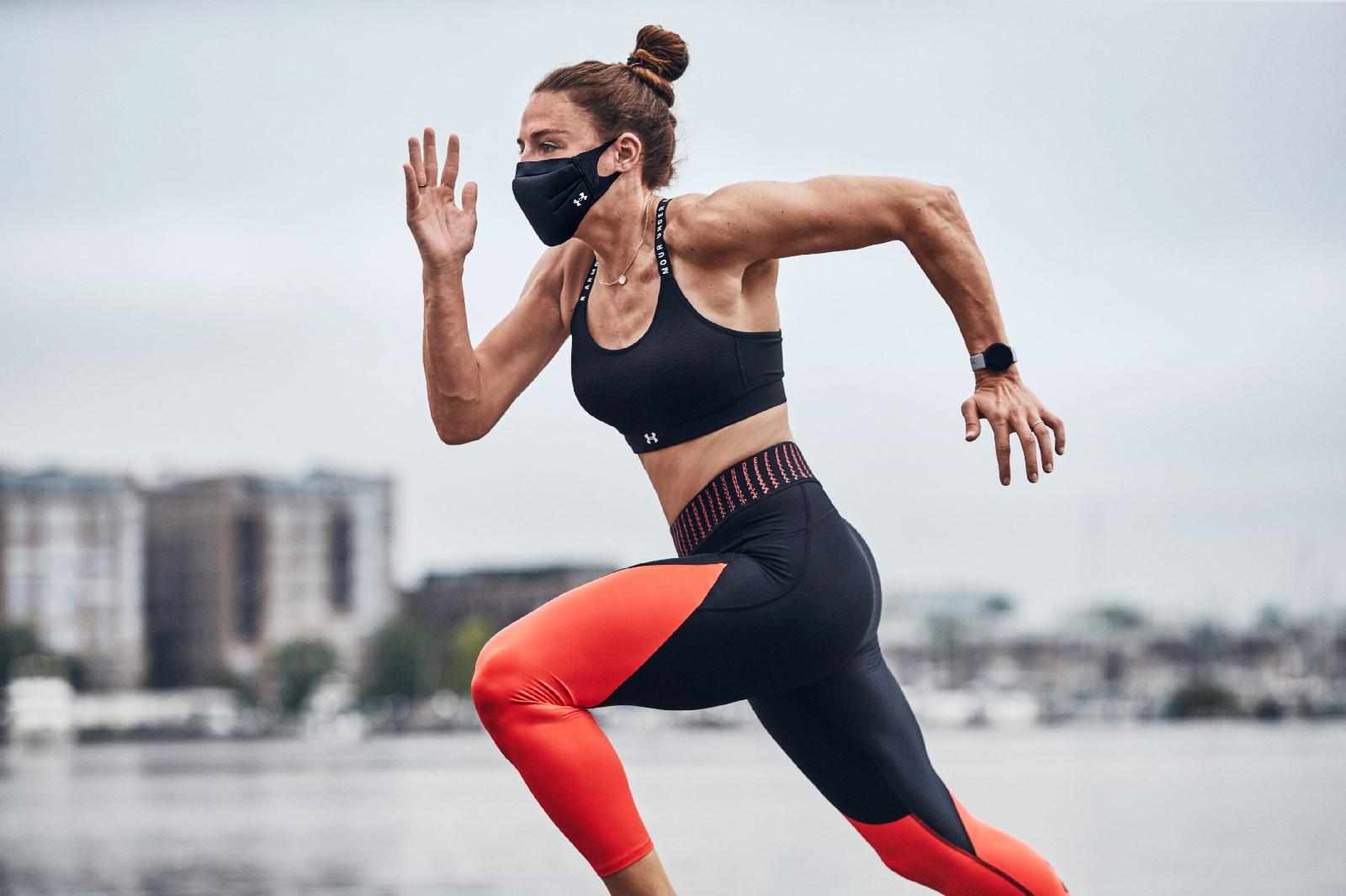 UA SPORTSMASK สุดยอดหน้ากากผ้าสำหรับนักกีฬา
