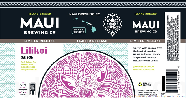 Maui Brewing Lilikoi Saison Coming To Cans