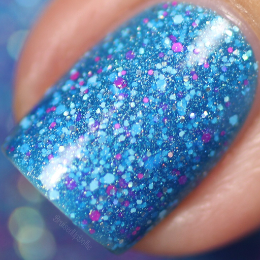 Glam Polish Stitch To The Rescue macro