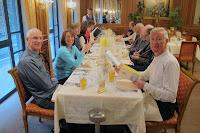 Dinner in Clervaux