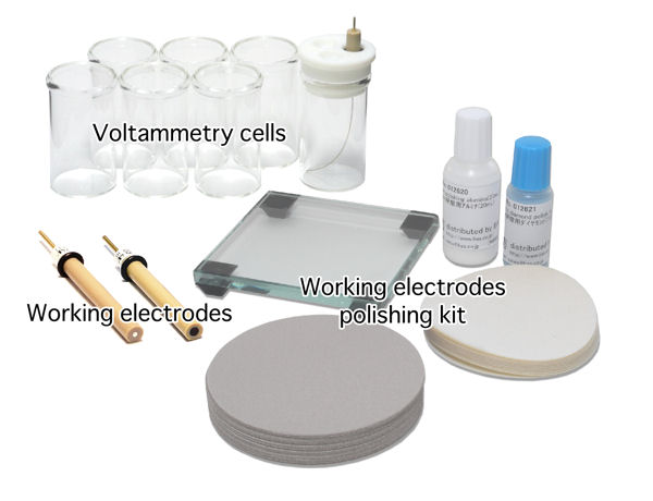 SK-2 Electrochemical accessories kit